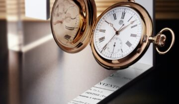HISTORY HAS IT: JAEGER-LECOULTRE – The sound of music