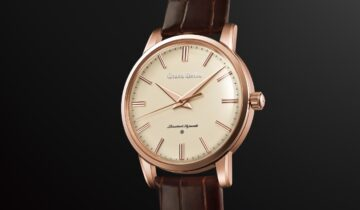 FEATURING: GRAND SEIKO – Two Anniversaries. Two Special Editions.