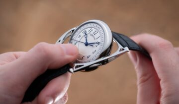 FEATURED: DE BETHUNE – DB Kind of Two Tourbillon