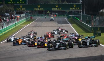 Rolex Continues Its Support Of Formula 1 In 2021