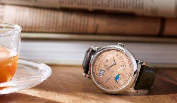 Watches & Wonders 2021 : A. Lange & Sohne Lange 1 Perpetual Calendar