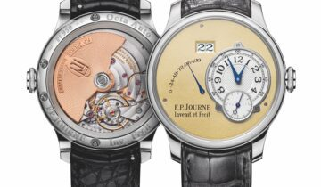 FEATURED: F.P. Journe Octa celebrates 20 years with a limited series of 99 pieces