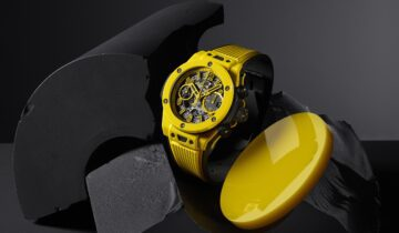 Watches & Wonders 2021: Hublot Big Bang Unico Yellow Magic