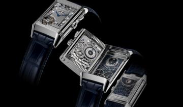 Watches & Wonders 2021: Jaeger-LeCoultre Hybris Mechanica Quadriptyque