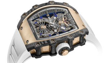 FEATURED: RICHARD MILLE  RM 21-01 Tourbillon Aerodyne
