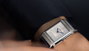 FEATURED: JAEGER-LECOULTRE  Reverso Duetto Medium