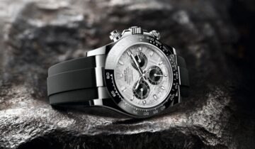 Watches & Wonders 2021: Rolex Cosmograph Daytona with new meteorite dials