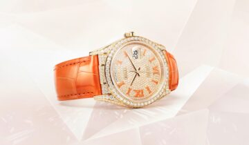 Watches & Wonders 2021: Rolex Oyster Perpetual Day-Date 36 revels in the radiance of diamonds