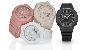 FEATURED: G-Shock rolls out its new line-up for 2021