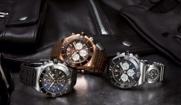 FEATURED: The New BREITLING Super Chronomat