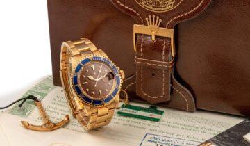 Antiquorum Presents Important Modern Vintage Timepieces At The Geneva Auction
