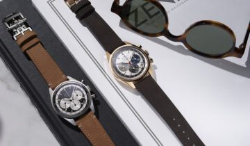 FEATURED: ZENITH Chronomaster Original – A 21st Century Rendition of the A386