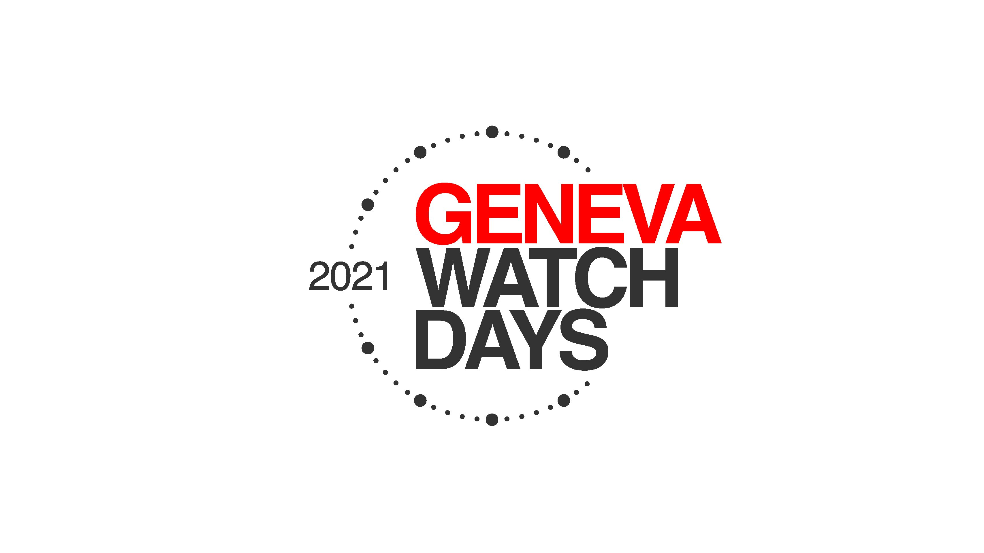 Geneva Watch Days Scheduled From August 30th To September 3rd 2021