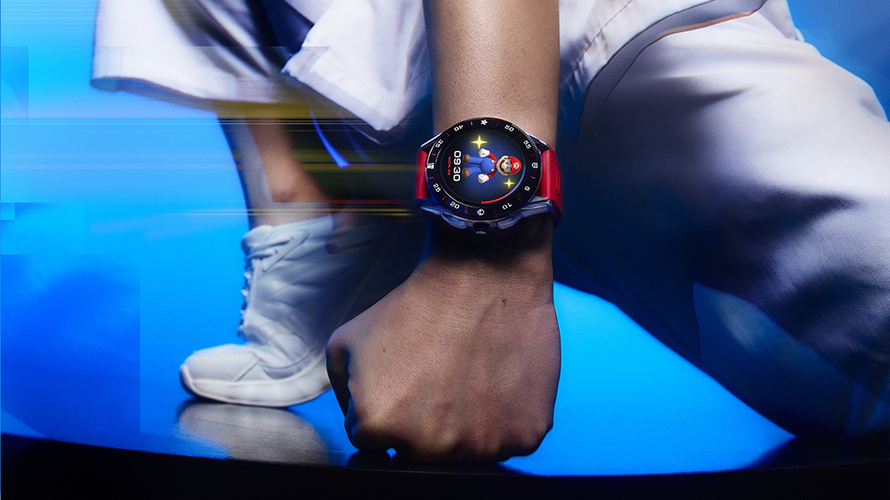 TAG Heuer Super Mario Limited Edition