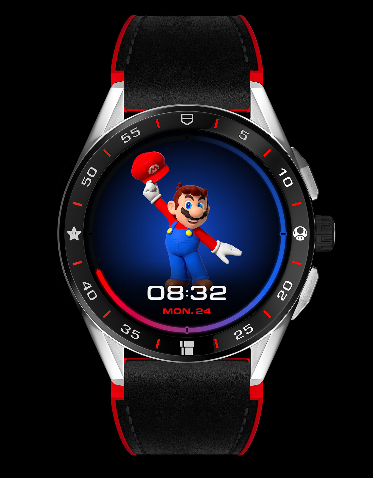 TAG Heuer Connected Super Mario limited-edition