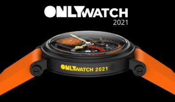 Only Watch 2021 The 9th Edition Of The Biennial Charity Auction