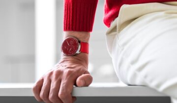 FEATURED: Ressence Type 1RED – Move over green, RED's the new envy
