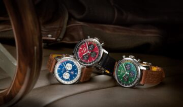 FEATURED: Geneva Watch Days 2021 – Breitling rolls out the Top Time Classic Cars Capsule Collection
