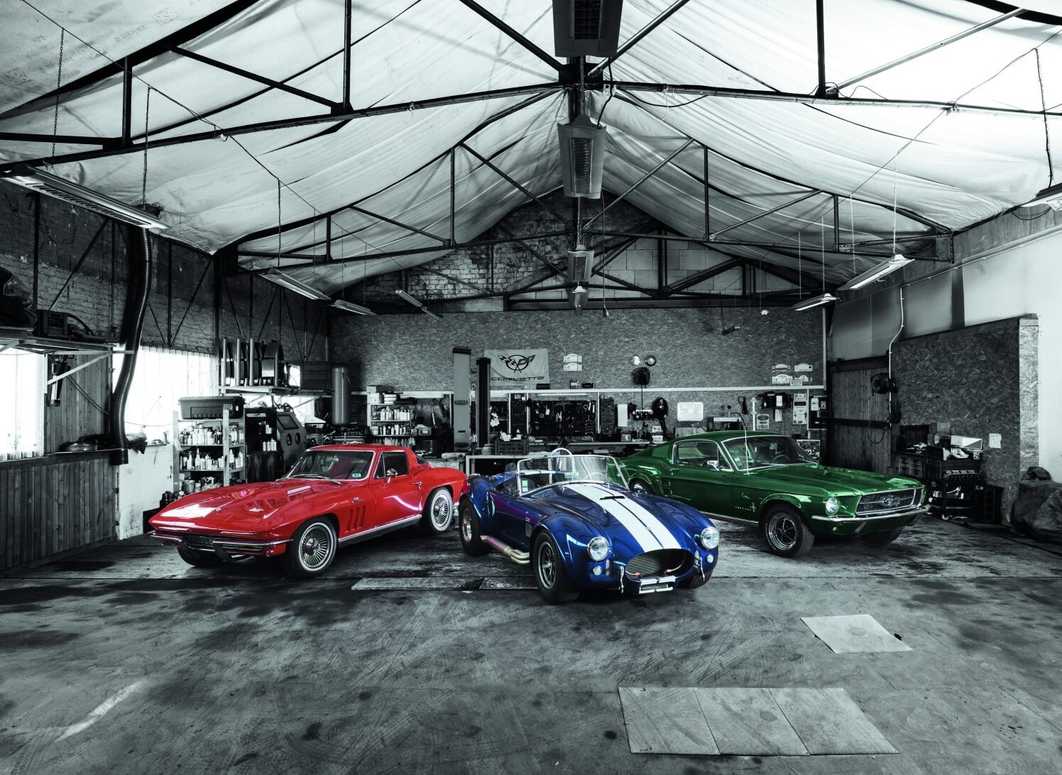 Breitling's Top Time Classic Cars Capsule Collection