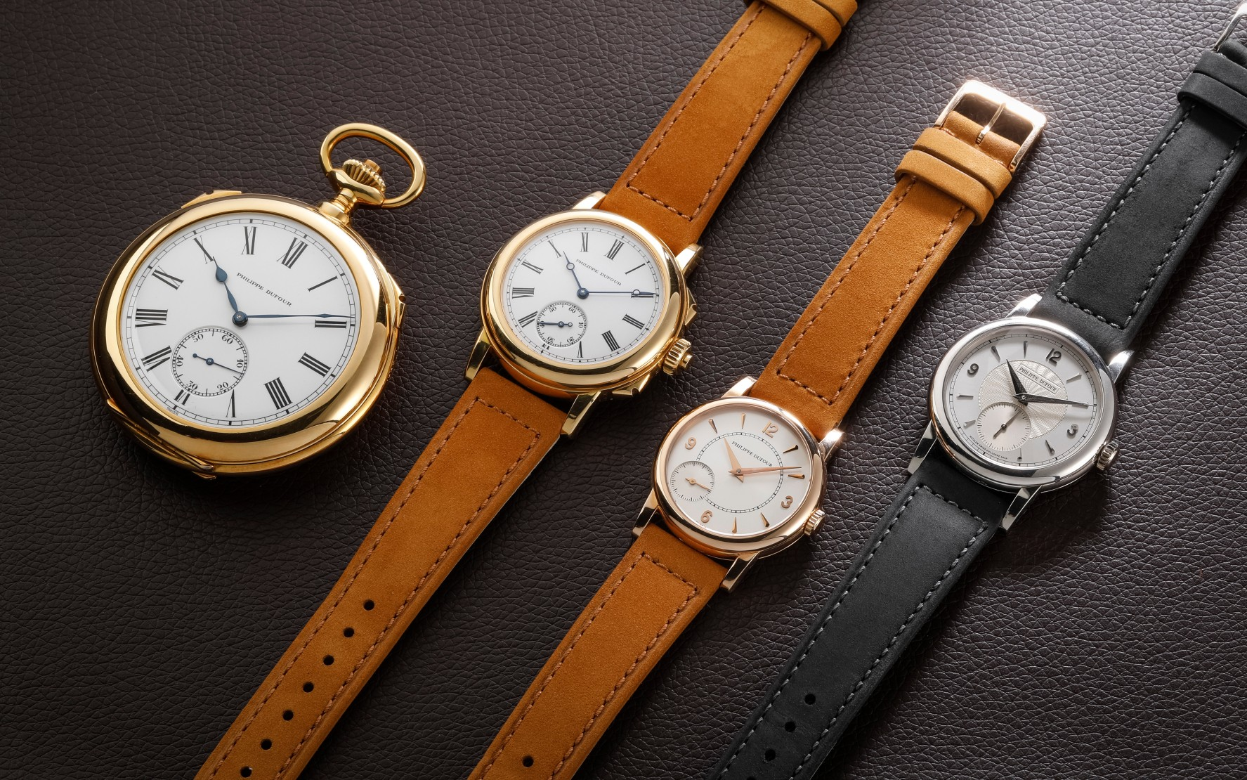 Phillips in Association with Bacs & Russo Announces a Full Set of Four Philippe Dufour Watches to be Offered in The Geneva Watch Auction: XIV in November 2021