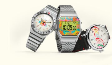 Timex gets groovy with the Coca-Cola 1971 Unity Collection