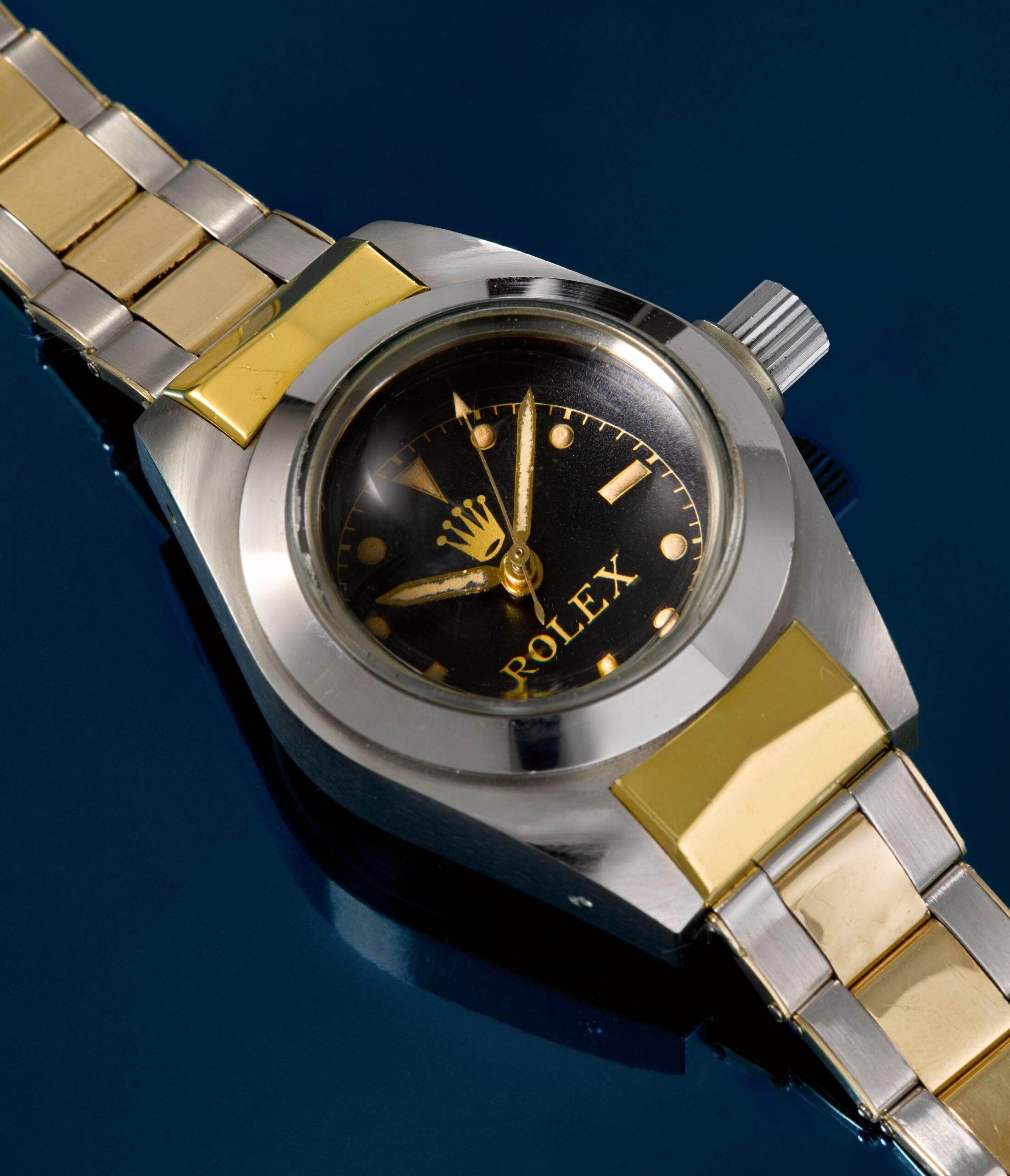 Christie's Rolex Deep Sea
