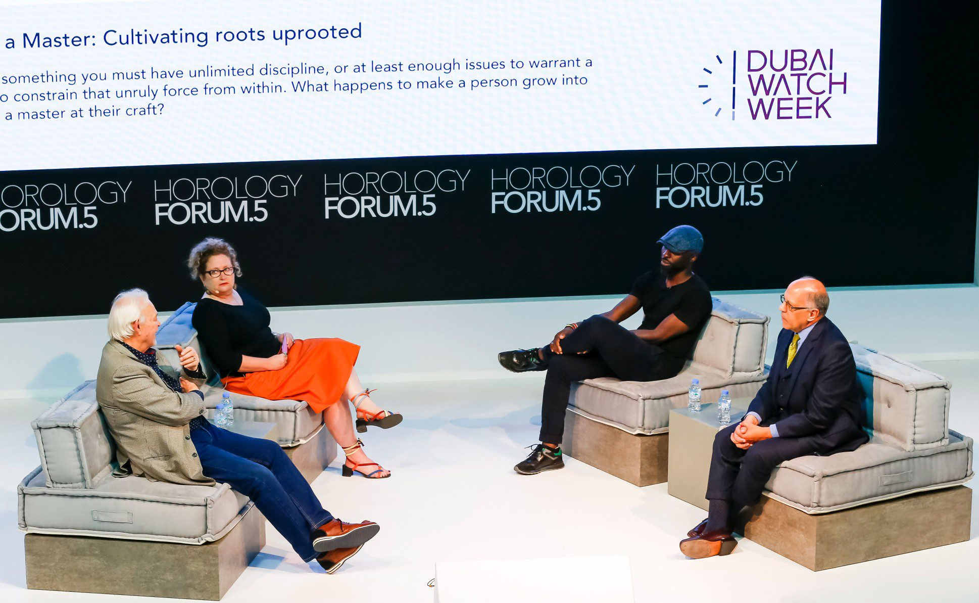 Dubai Watch Week 2021