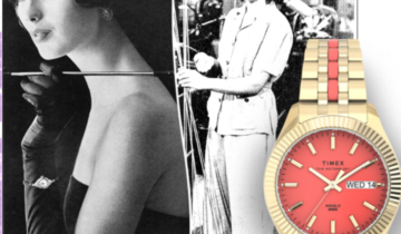 Timex: A watch worn and adorned by all