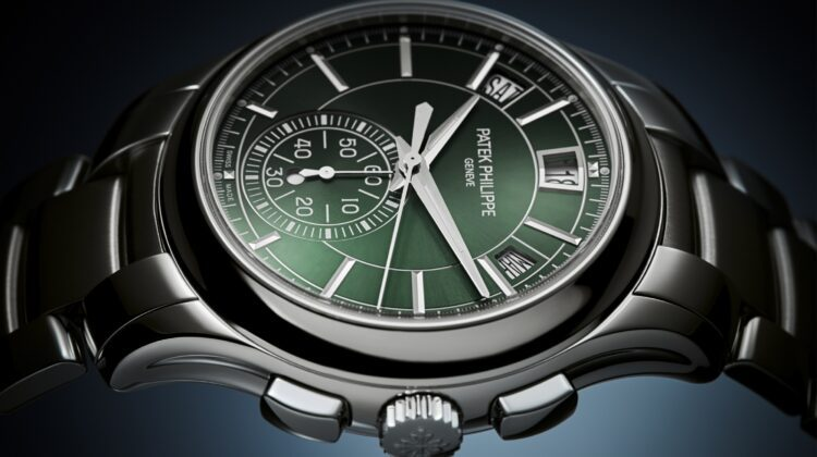Patek Philippe paints the town green