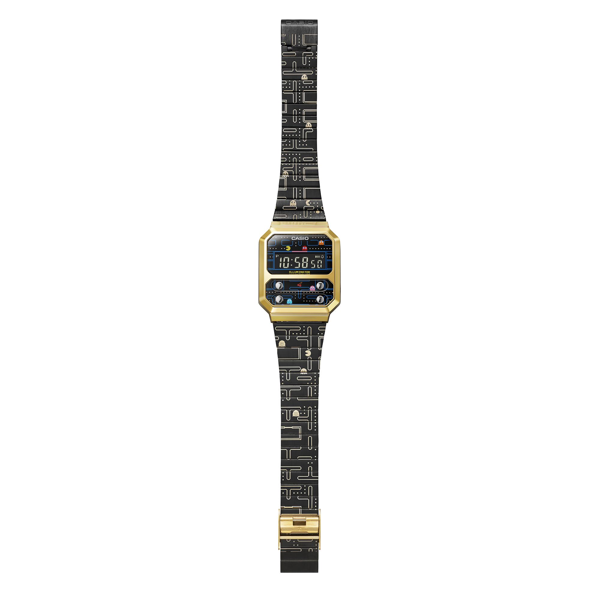 CASIO Vintage X Pac-Man watch