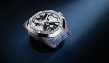 Audemars Piguet: The Flying Tourbillon Shines With New Colours